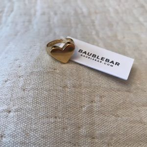BaubleBar Amour Pinky Ring